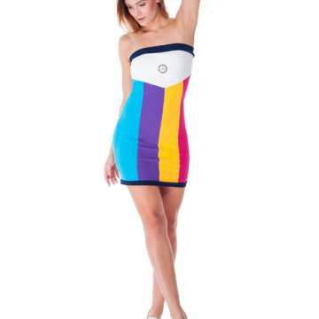 Sukienka Telescopium Dress (Rainbow)