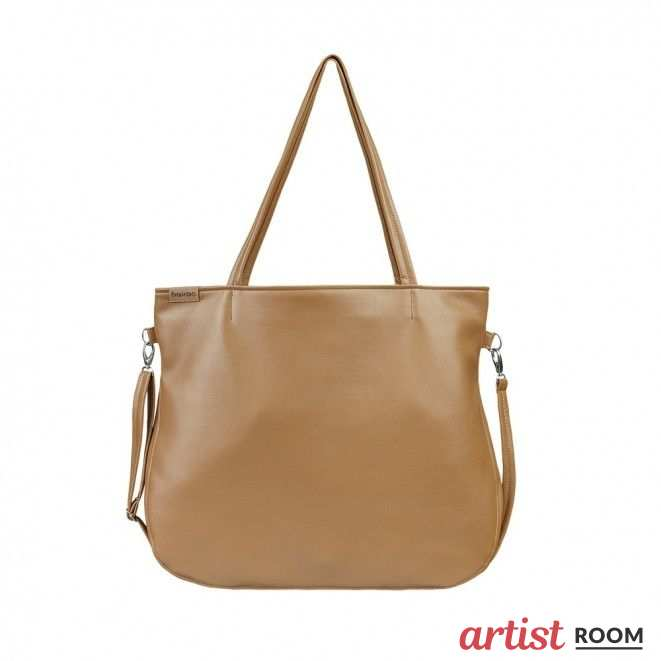 f73b0e014001a Pacco bag torebka ruda na zamek | Artist Room
