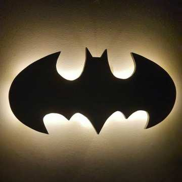 Lampka Batman