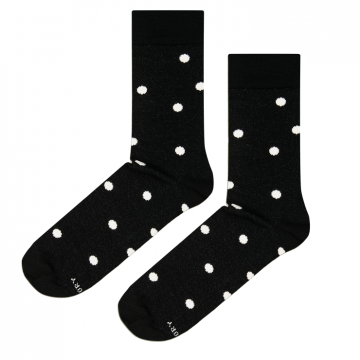 Skarpetki Black Dots